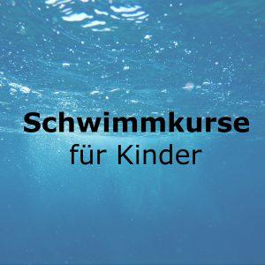 Schwimmkurse für Kinder ab November 2020