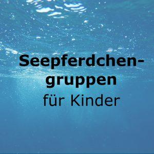 Seepferdchengruppen ab Oktober 2019